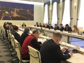 Подготовка к РИСФ2017 официально стартовала в Минстрое России!