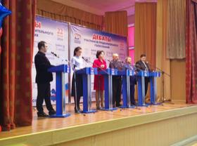 Президент НАМИКС приняла участие в дебатах на тему экономической политики и поддержки предпринимательской инициативы