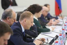 Расширенное заседание Коллегии Министерства строительств а и жилищно-коммунального хозяйства РФ