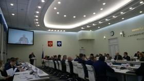 Заседание Общественного совета при Минстрое России