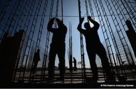 Застройщики в РФ корректируют планы в сторону уменьшения