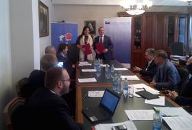 Соглашение о сотрудничестве подписали НАМИКС и «Опора России»