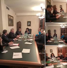 Координационный совет НАМИКС — 14.12.2015