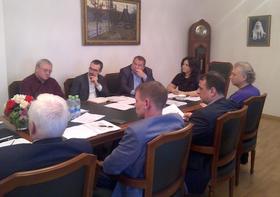 Состоялось заседание Координационного совета НАМИКС