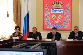 Состоялось совместное совещание Фонда ЖКХ и Правительства Оренбургской области
